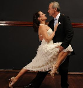 Michelle Badion - Tango Instructor/Performer