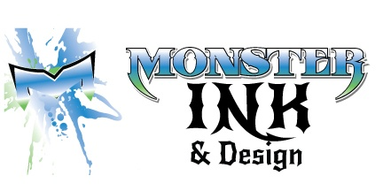 Monster Ink & Design