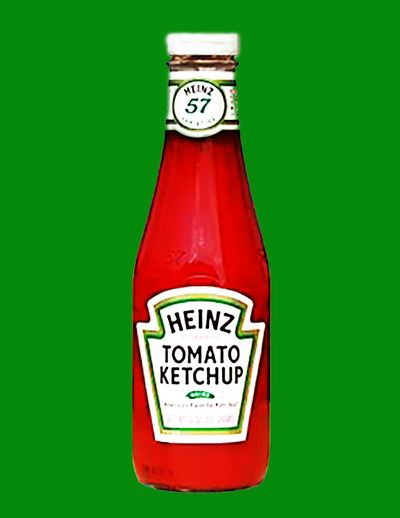 "TOMATO 57 is part of the ""Condiment Series"" of pigment & shellac prints on archival paper 8.5 x11"""
