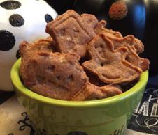 Apple Dog Treats, Dog treat recipes, Four Seasons For Paws