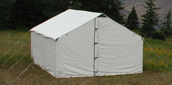 canvas wall tent blue mountain special