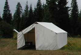 Canvas Wall Tent Specials