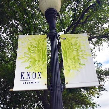 light pole banners, hardware, banners, street pole banners, Dallas, Event, Promotion, outdoor