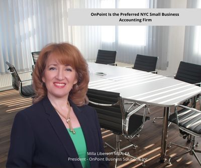 NYC Accountant specializing in business taxes