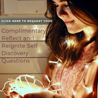 Complimentary Reflect and Reignite Self Discovery Questions