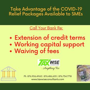 Take advantage of the COVID-19 relief packages available to SMEs Bhttps://us16.campaign-archive.com/