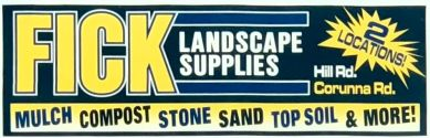 Fick Landscape Supplies