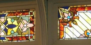 Berkeley Ferryboad Stained Glass Restoration