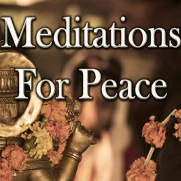 'Meditations for Peace' is a practical guide for those wishing to bring more peace into their lives by the artist, author Deprise