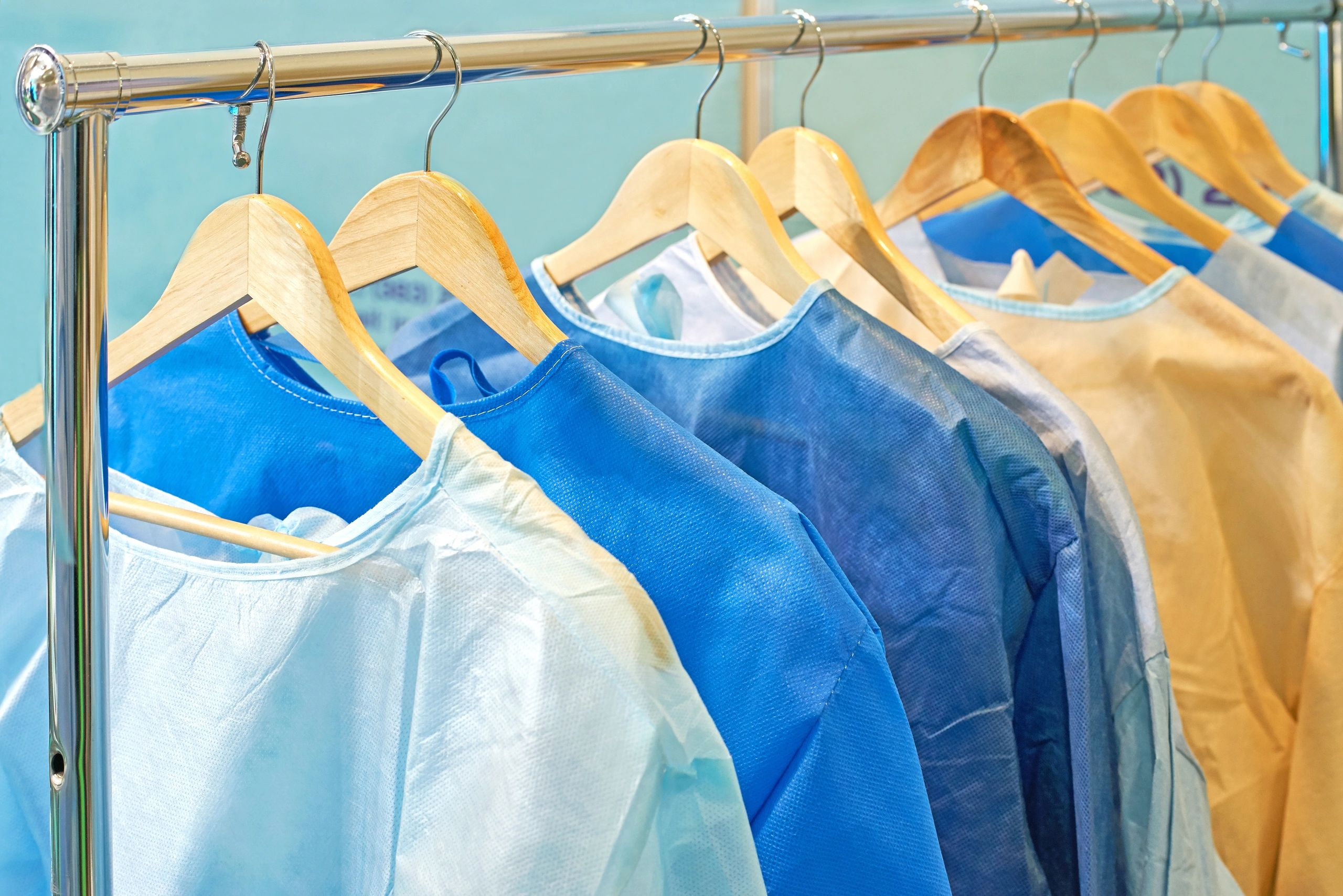 Hospital Gowns, Robes, PPE or Personal Protective Equipment