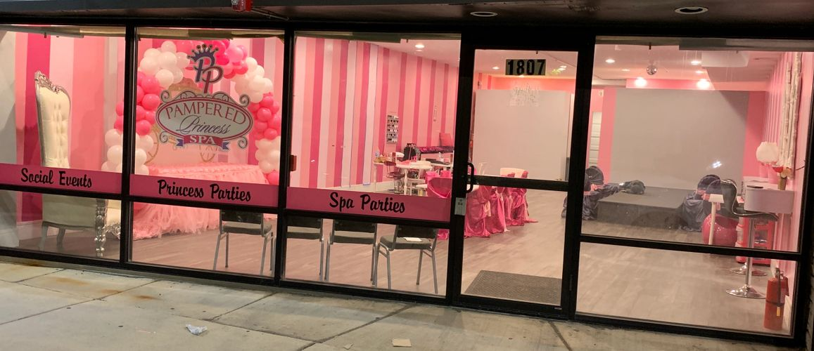 Pampered Princess Spa 1807 W. Roosevelt Rd Broadview, Il 60155 708-527-5120