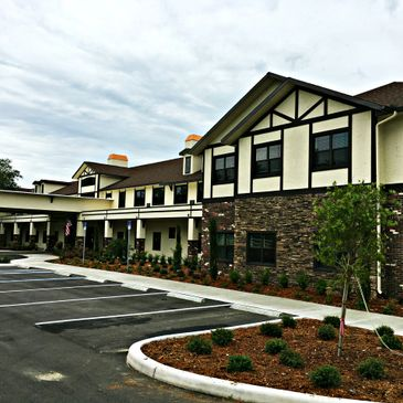 Painting for assisted living facilities in Florida