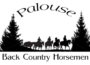 Palouse Back Country Horseman