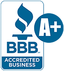 Click BBB Logo To See Our BBB Page, BBB, A+, Gardner Lawn Service