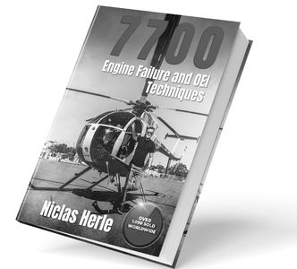 Niclas Herle Book Author and publisher of 7700
