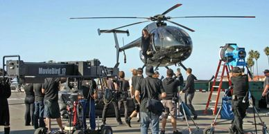 Niclas Herle flying for XXX movie