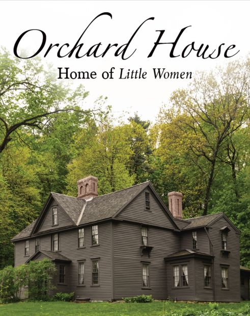 Cover of Orchard House:  Home of Little Women Documentary DVD case