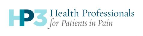 Health professionals for patients in pain