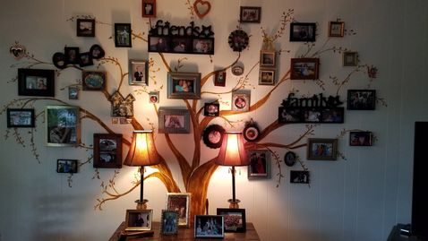Custom wall displays that you will love.