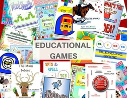 Multisensory Educational Games make lessons fun and memorable