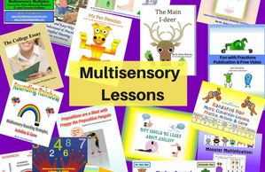 Multisensory Lessons at Good Sensory Learning make subject tutoring fun and memorable