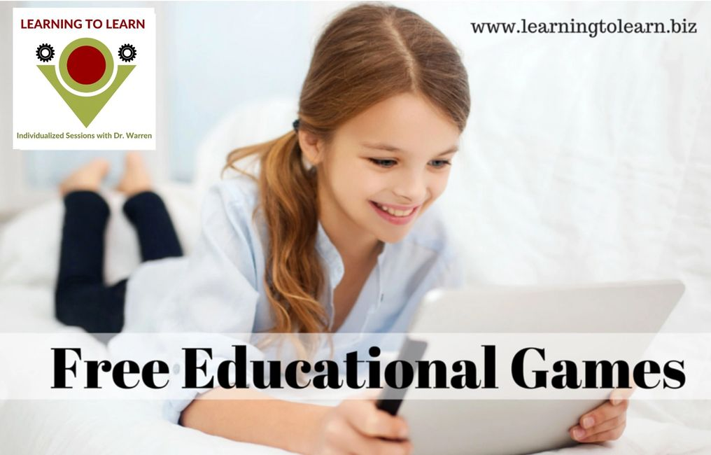 Free_Educational_Games   Learning to Learn