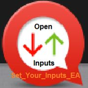 My own built EA open inputs to set your own fx strategy