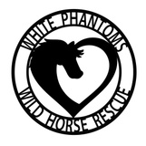 White Phantoms Wild Horse Rescue