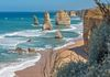 The 12 Apostles. The Great Ocean Road. Victoria.