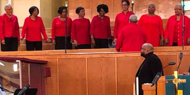 Bethlehem Baptist Church Choir