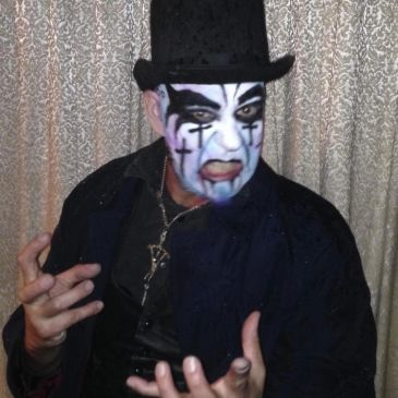 King Diamond kostume