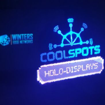 CoolSpots Holo-Displays