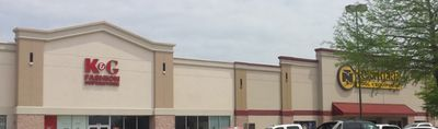 Houston EIFS Shopping Center. Exterior Insulation and Finish System.  STO Corp products