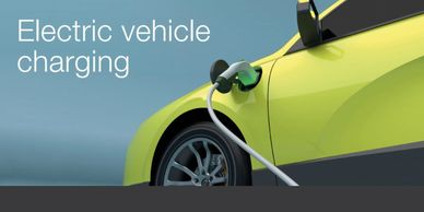 (ev) electric vehicle charging