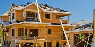 New custom home construction in Pasadena California. Best general contractor Los angeles