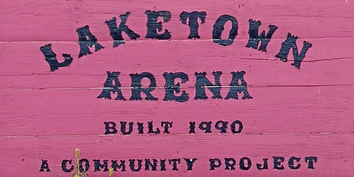 Laketown, Utah Rodeo Arena Raspberry Days Rodeo Beautiful Bear Lake Rich County