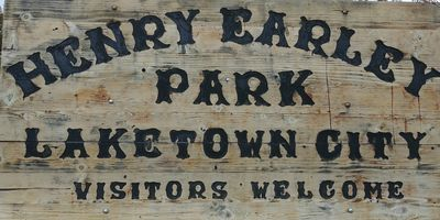 Laketown Utah Henry Earley Park Recreation Bear Lake