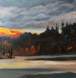 Colours of Algonquin Sold