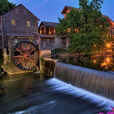 Old Mill - Pigeon Forge