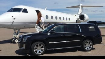Palm Beach Airport Shuttle Service by Diamond Luxury Transportation. Groundlink, Blacklane, Uber,
