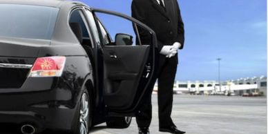 Corporate airport transfers, corporate limousines, PBI limousines, PBI ground transportation Service