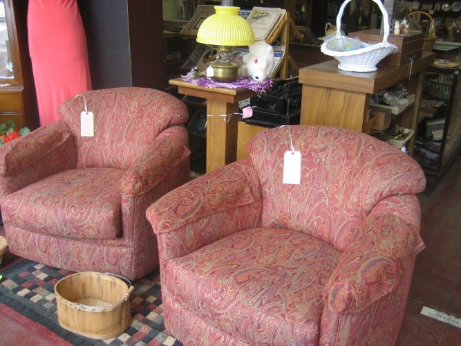Furniture | Mezzanine Antiques and Collectibles, LLC