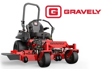 Gravely Pro-Turn 100 Commercial ZT Mower