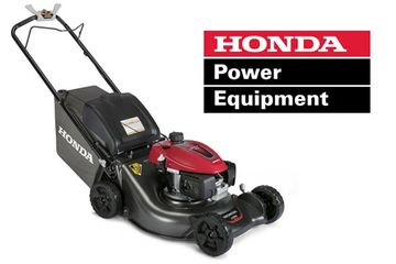 Rhode Island Honda HRN216VKA Self-Propelled Mower