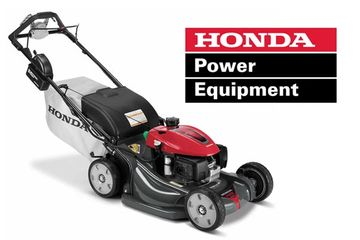 Rhode Island Honda HRX217VLA Self-Propelled Mower