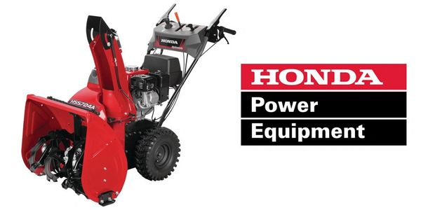 Rhode Island Honda Snow Blowers