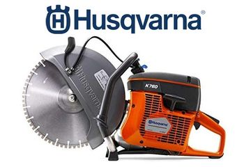 Husqvarna K760 Demo Saw