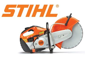 Stihl TS420 Demo Saw