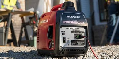 Rhode Island All Outdoors Honda Home Construction Power Generators
