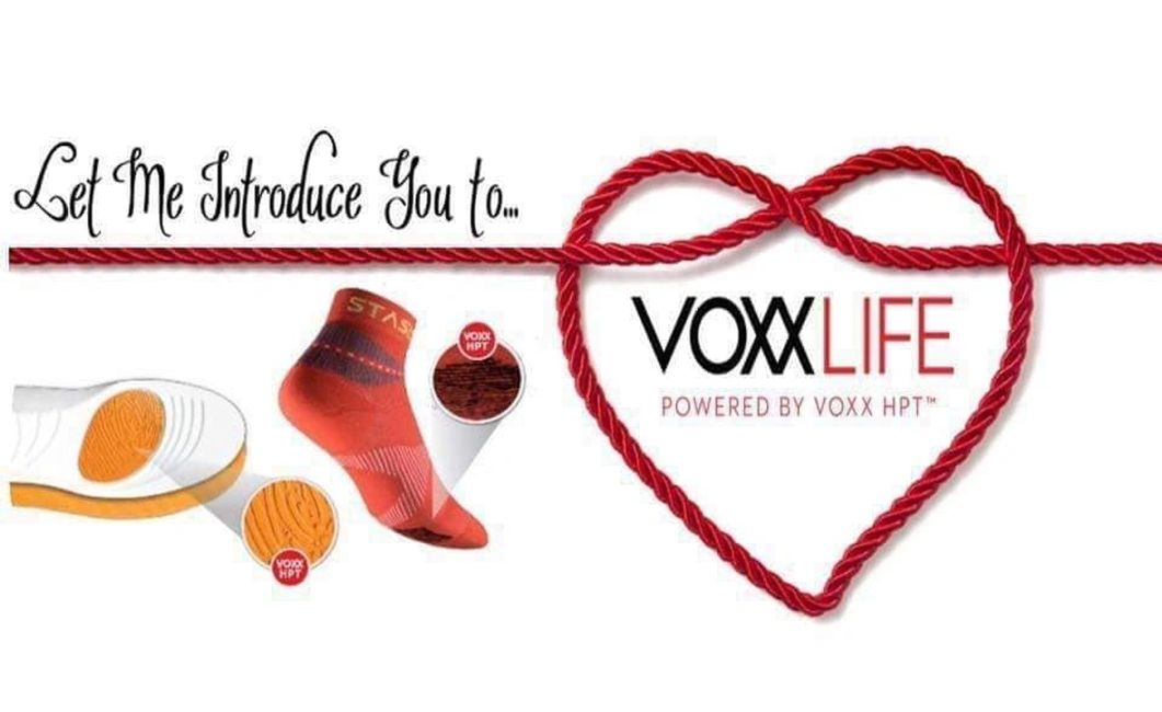 Join us to discover VoxxLife. The most significant technological breakthrough in wellness and perfor